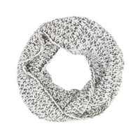 Combo Thick Stitch Infinity Scarf by Charlotte Russe