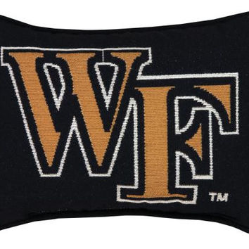 Throw Pillow - Wake Forest University