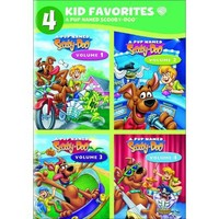 4 Kids Favorites: A Pup Named Scooby-Doo (4 Discs)