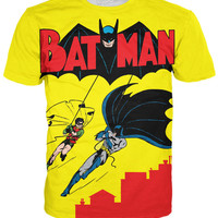 Retro Batman T-Shirt *Ready to Ship*