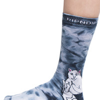 TIE DYE LORD NERMAL SOCKS