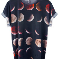 Lunar Eclipse Tee