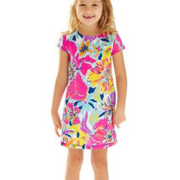 Girls Olivia T-Shirt Dress - Lilly Pulitzer