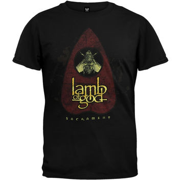 Lamb Of God - Planchette T-Shirt
