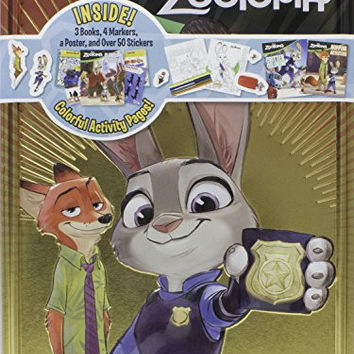 Zootopia Collector's Tin (Disney Zootopia) (Happy Tins)