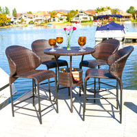 5-Piece Stefan Pub Table Set