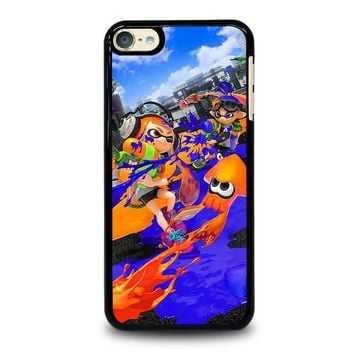 SPLATOON iPod Touch 6 Case Cover