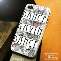 Dance Gavin Dance iPhone 4 5 5C SE 6 Plus Case