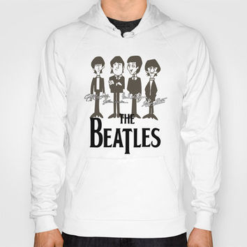 The Beatles Hoody by PSdecor | Society6