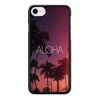 Aloha  iPhone 8 Case