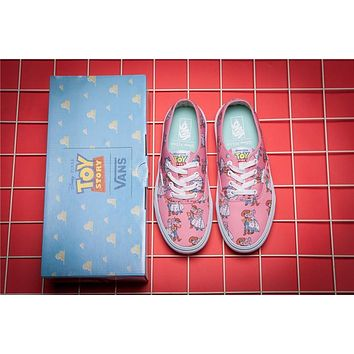 Vans X Toy Boy Toy Story Shepherdess Running Shoes 35-39 - Beauty Ticks