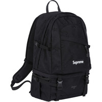 Supreme: Stars Backpack - Black
