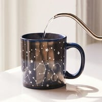Celestial Heat Reactive Mug | Urban Outfitters