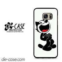 Felix The Cat Laughing DEAL-4155 Samsung Phonecase Cover For Samsung Galaxy S7 / S7 Edge