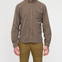 CREEP / Cotton Dobby One Pocket Shirt