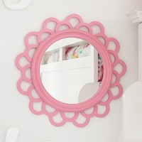 Clover Flower Mirror