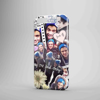 Harry Styles Beanie Collage iPhone Case Galaxy Case 3D Case