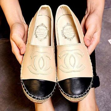 Chanel Fashion Espadrilles For Women shoes