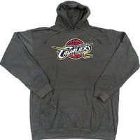 Cleveland Cavaliers Majestic Pullover Hooded Sweatshirt Size 3XL & 2XT