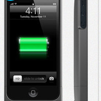 mophie juice pack helium™ iPhone 5 Extended Battery Case