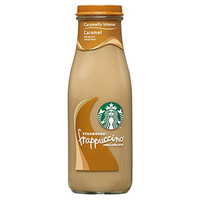 Starbucks Caramel Frappuccino 9.5 oz Bottle - Case of 12