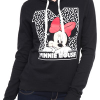 FLEECE MINNIE MOUSE HOODIE
