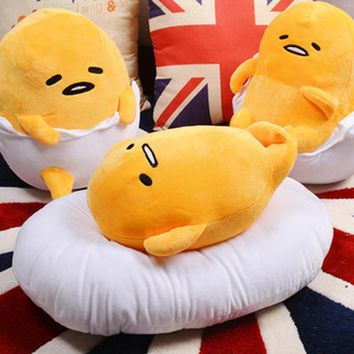 Eggs Stuffed Plush Animals For Baby Pluche Stuffe Speelgoed Stuffed Funny Cute Emoji Pillow Plush Pillow Coussin Cojin 70C0462