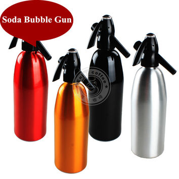 Household Soda Water Machine Homemade Juice Soda Gun Bubble Water Commercial Beverage Machines