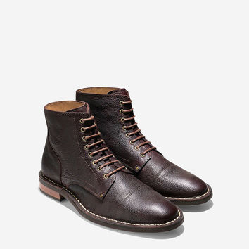Canton Stitch Cap Toe Boot