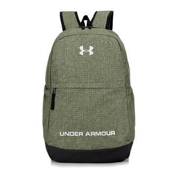 Day-First™ Under Armour Fashion Canvas Shoulder Bag Travel Bag School Laptop Backpack