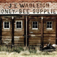 Honey Bee Supplies, 11x14 inch fine art print ready to frame