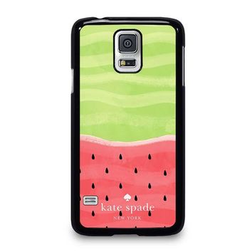 KATE SPADE WATER MELON Samsung Galaxy S5 Case Cover