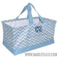Monogrammed Tailgate Bin | Housewares | Marley Lilly