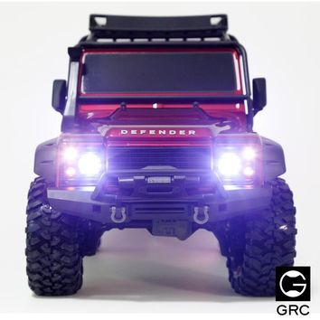 Rc Car Upgrades parts TRAXXAS trx-4 Front Back LED Lamp cups lampshade do not include the rc car and LED