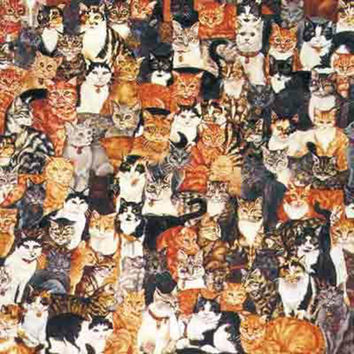World's Most Difficult Cat Jigsaw Puzzle - Puzzle Haven