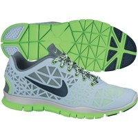 Nike Women's Free TR Fit 3 Training Shoe - Grey/Blue/Lime | DICK'S Sporting Goods