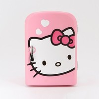 Hello Kitty Mini Fridge  | Claire's