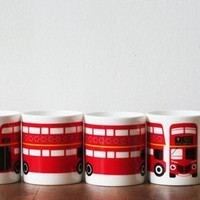 Our Workshop | London Bus Mug
