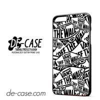 Vans Off The Wall DEAL-11631 Apple Phonecase Cover For Iphone 6/ 6S Plus