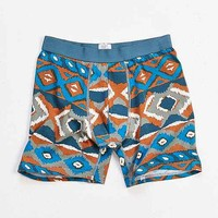 Ikat Print Boxer Brief