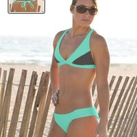 Roxstar Bikini Top: Beach Volleyball - Rox Volleyball