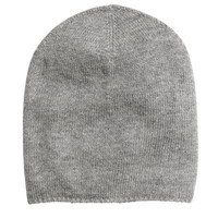 Fine-knit Hat - from H&M