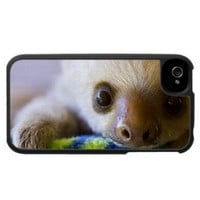 Sweet Baby Sloth Iphone 4/4s Case from Zazzle.com