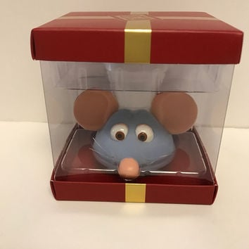 Disney Park Pack Subscription Ratatouille Remy Ear Hat Ornament New with Box