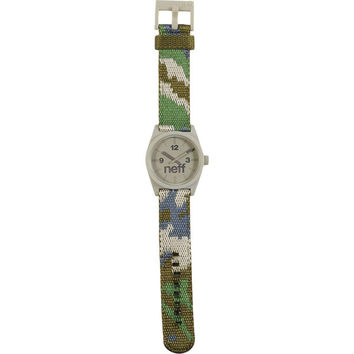 Neff Daily Woven Watch - Camo