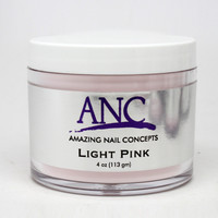 ANC Dip Powder Amazing Nail Concepts Light Pink 4 oz