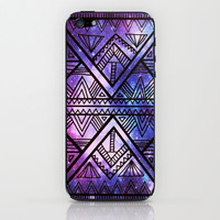Ancient Galaxy iPhone & iPod Skin by Erin Jordan | Society6