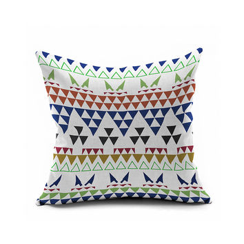 Quality Print and Pattern Cushion Cover [7278927815]