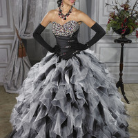 Tiffany Quinceanera Formal Ball gown 26674