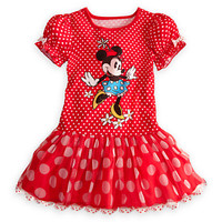 Disney Minnie Mouse Nightshirt with Tutu for Girls | Disney Store